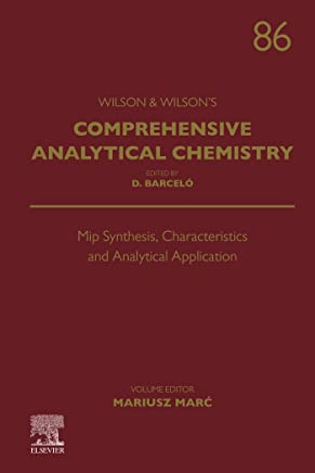 Mip Synthesis, Characteristics and Analytical Application (ISSN Book 86)