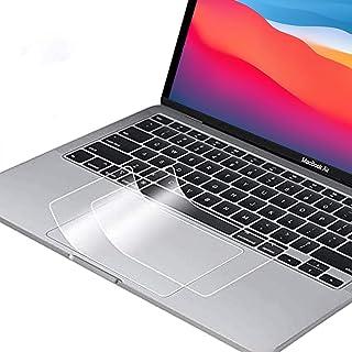WYGCH لجهاز MacBook Pro 13 2018 2017، غطاء حماية شفاف مضاد للخدش لجهاز MacBook Pro 13 بوصة بدون شريط لمس (A1706/A1708/A198...