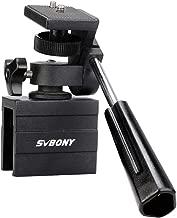SVBONY SV126 Car Window Mount Adjustable Vehicle Clamp Mount Compact for Spotting Scope Monocular Binocular Telescope SLR Camera with Mounting Thread