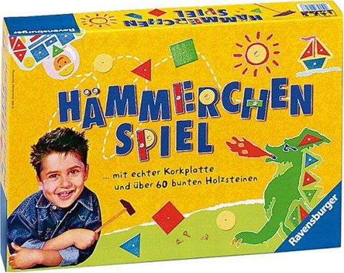 Ravensburger - Hmmerchen-Spiel, Beschftigung (Kinderspiel)