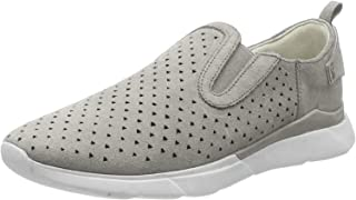 Geox D Sandal Hiver A, Zapatillas sin Cordones Mujer