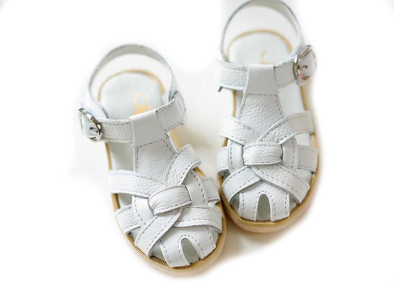 [ハニー ベービー] 春 夏 女の子 子供 靴 ガールズ サンダル キッズサンダル 子供靴 ガールズ ベビー靴 プリンセスシューズ 春夏 キッズサンダル フラワーサンダル滑り止め つま先保護 結婚式 発表会 お散歩 お出かけに