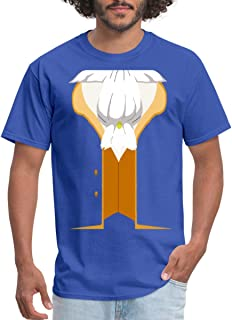 beauty and the beast chip shirt