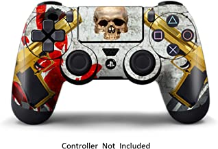PS4 Controller Designer Skin for Sony PlayStation 4 DualShock Wireless Controller - Ghost Ops