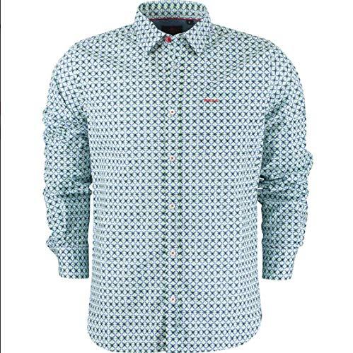 NZA New Zealand Hemd Mehrfarbig XL