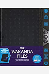 The Wakanda Files (Deluxe Edition): A Technological Exploration of the Avengers and Beyond Hardcover