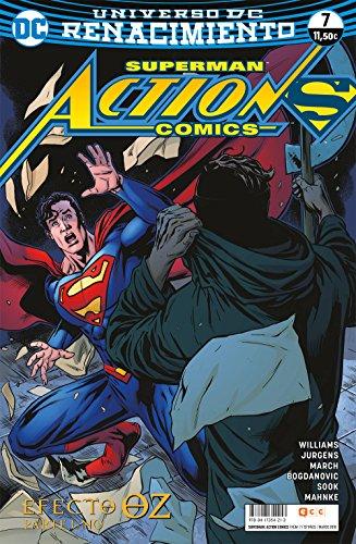 Superman: Action Comics núm. 07 (Renacimiento)