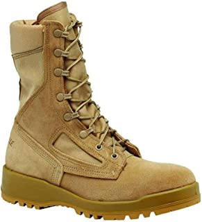 Belleville 390DES Hot Weather Combat Boot Desert Tan, Made in USA