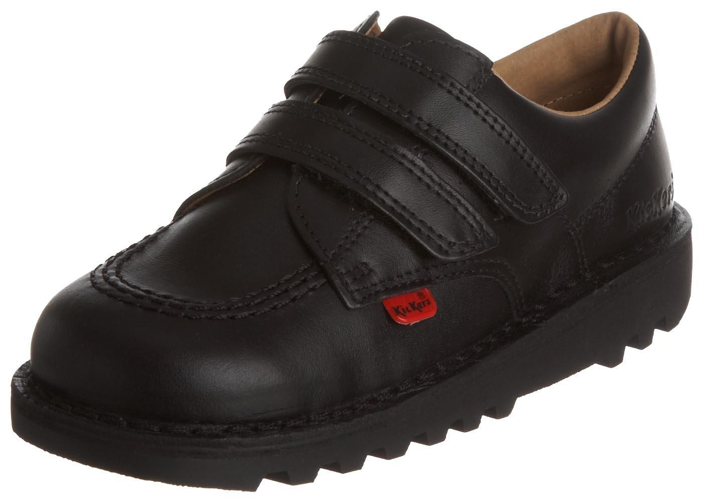 Kickers Kick Lo Vel Kids' School Shoes