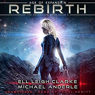 Rebirth: Age Of Expansion - A Kurtherian Gambit Series audiobook cover art