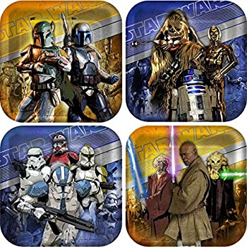 Best star wars party plates Reviews