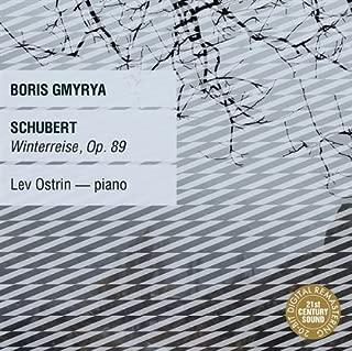 Winterreise, Op. 89: Xxiv. Der Leiermann / The Organ Grinder