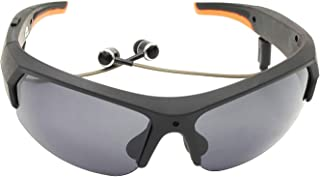 sunglasses with camera and microphone