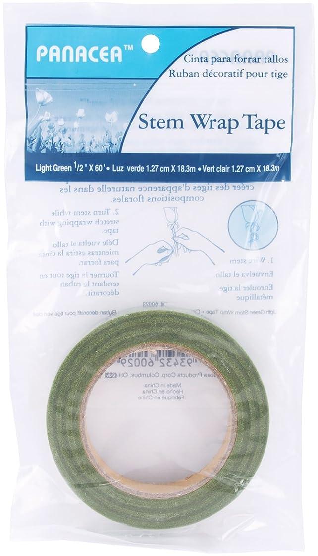 Panacea Stem Wrap Tape, Light Green, 60-Pack