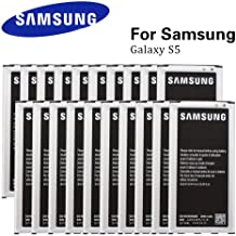 Samsung Galaxy S5 Replacement Batteries EB-BG900BBU / EB-BG900BBZ 2800mAh for all Samsung Galaxy S5 Devices (2 Pac)
