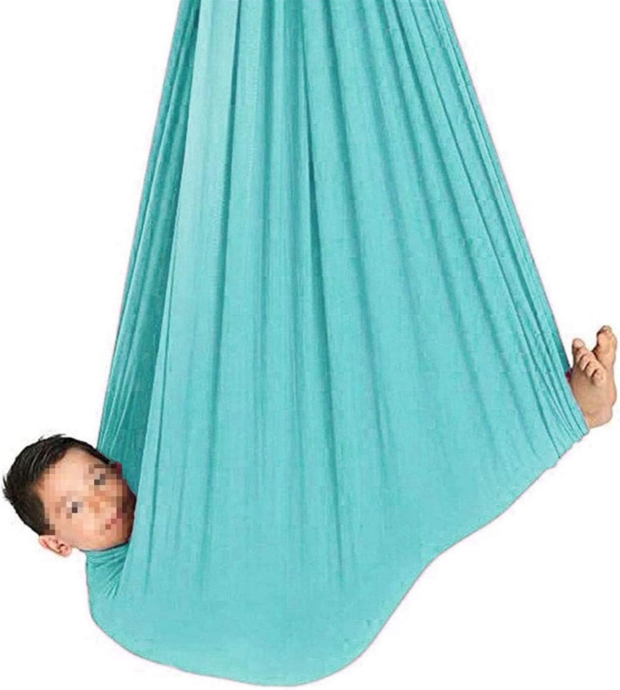 New color lowest price YUDIZWS Sensory Swing with Autism Aspergers ADHD an Ideal Cuddle