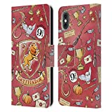 Head Case Designs sous Licence Officielle Harry Potter Gryffindor Motif Deathly Hallows XIII Coque...