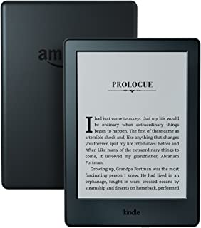 "Certified Refurbished Kindle E-reader (Previous Generation - 8th) - Black, 6"" Display, Wi-Fi, Built-In Audible - Includes ..."