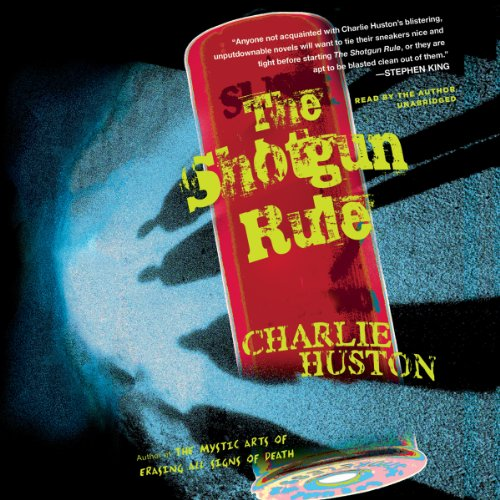 The Shotgun Rule audiobook cover art