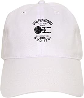 77b8e1a16762b CafePress Fleet Yards (Worn Look) Baseball Cap