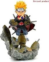 Yang baby Shippuden: Naruto Pain Statue PVC Figure - Anime Figure Naruto Features Six Paths of Pain Action Figure - Transmigration Eye Pain - Chibaku Tensei - 9.84