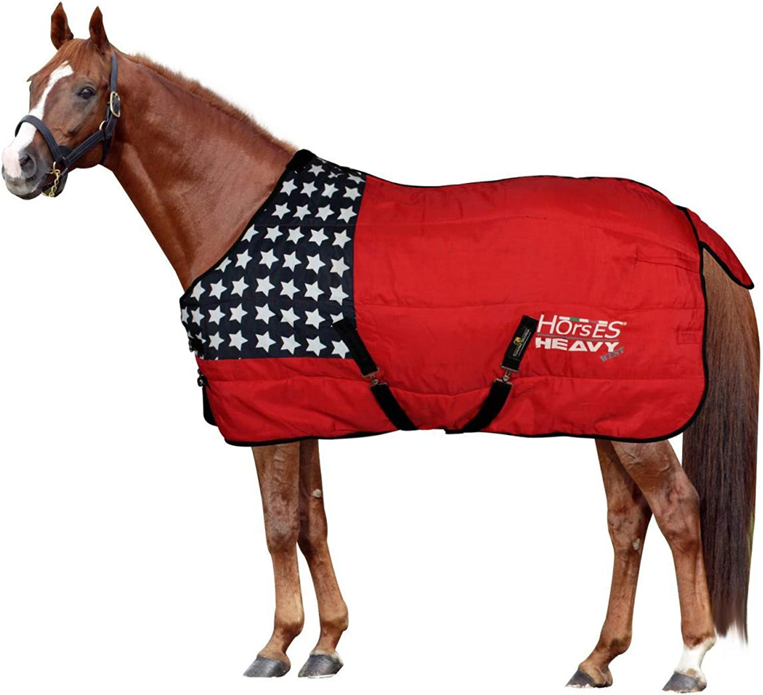 Horses Heavy West Stable Rug 400g