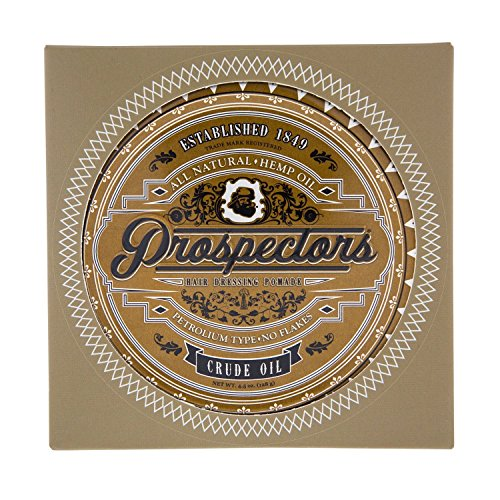 Prospectors Crude Oil Hair Pomade
