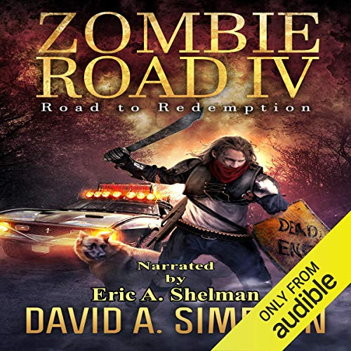 Zombie Road IV: Road to Redemption cover art