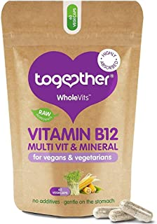 Together Health | Vitamin B12 Complex | 4 x 60