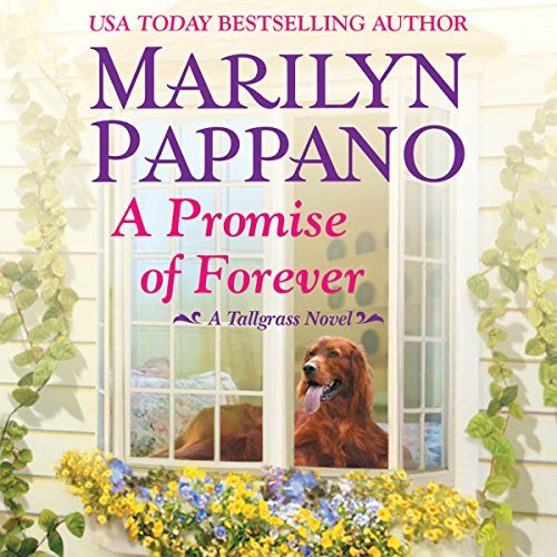A Promise of Forever audiobook cover art
