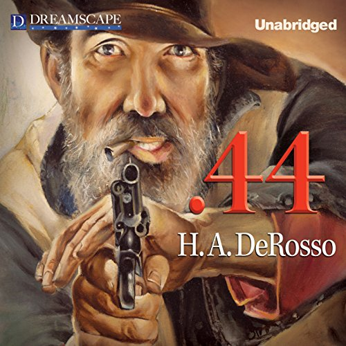 .44 audiobook cover art