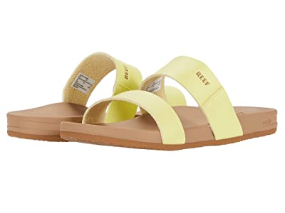 Reef Kids Cushion Bounce Vista (Little Kid/Big Kid) (Lemonade) Girls Shoes