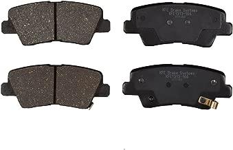 KFE Ultra Quiet Advanced KFE1313-104 Premium Ceramic REAR Brake Pad Set