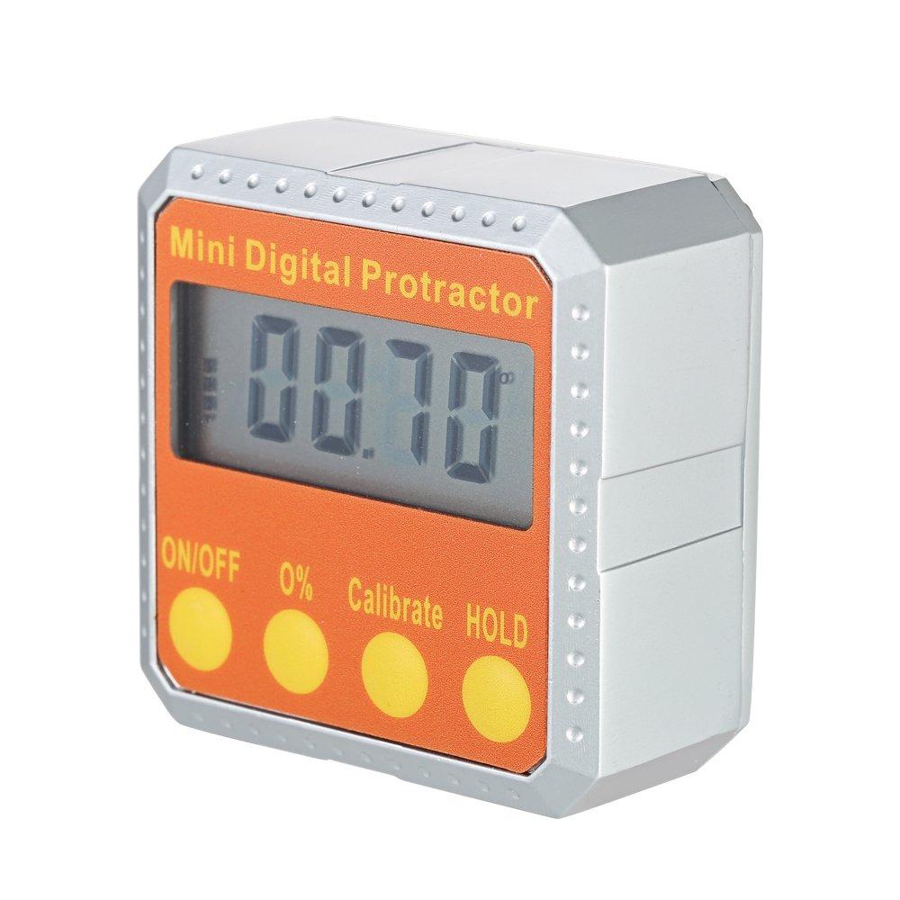 Huanyu Digital Super-cheap Angle Ruler Electronic Inclinomet Mini Department store Protractor