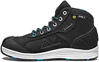 Airtox MB7 Safety Shoes (39) Black