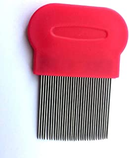 Head lice combs Anti lice comb removes eggs nits lice with steel Teath