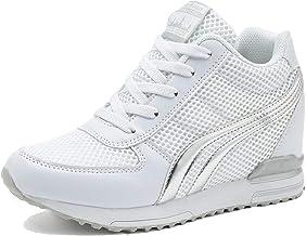 nuevo estilo y lujo diseño exquisito nuevos productos para Amazon.es: zapatillas deportivas vestir mujer