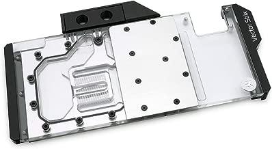 EKWB Water Blocks EK-Vector Strix RTX 2070 RGB GPU Waterblock, Nickel/Plexi