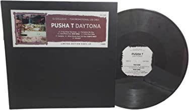 Daytona - Exclusive Limited Edition Random Blue Or Black Marbled Vinyl LP