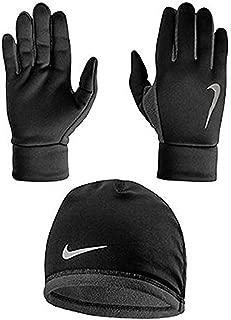 Men's Running Thermal Beanie & Glove Set