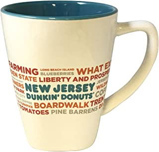 Dunkin Donuts Limited Edition Destination Mugs - New Jersey
