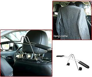 2Stk Universal Rücksitz Auto Kopfstütze Haken Halter Spitzhaken BE
