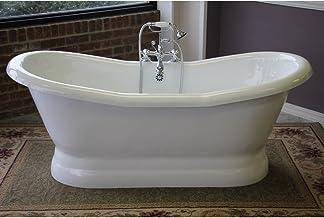 "product image for Empress 68"" x 30"" Bathtub"