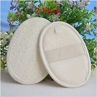 Premium Exfoliating loofah Body Scrubber loofah Sponge for Men loofah Sponge Natural loofah exfoliating loofah Bath mat Ba...