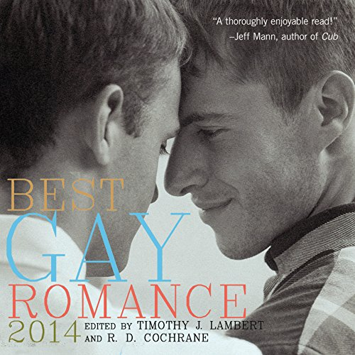 Best Gay Romance 2014 cover art
