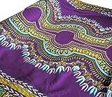 raanpahmuang Marke Bright afrikanischen Dashiki Rayon