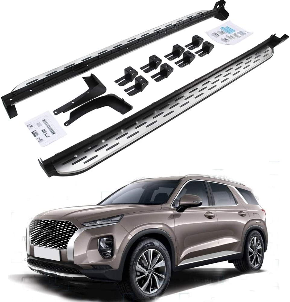 Titopena Side NEW before selling ☆ Steps Fit gift for Hyundai Palisade 2020 2021 Runn 2019