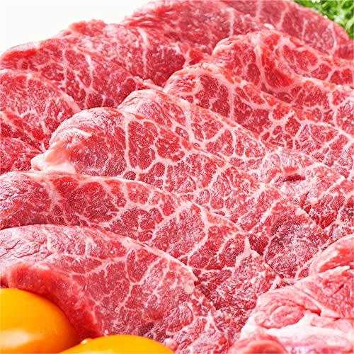 国産 黒毛和牛 超希少 とろける 霜降り 牛肉 上ミスジ スライス 焼肉 ステーキ 肉 (300g)