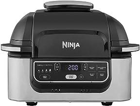 Ninja Foodi AG301EU Grill & Luchtfriteuse, Zwart