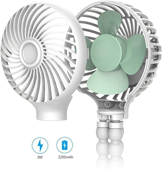 YWLINK♥♥PequeñO Ventilador PortáTilDibujos Animados Creative Octopus 3 Mode Handheld Recargable 11 Horas De Trabajo Ventilador De Enfriamiento Enfriador De Aire: Amazon.es: Hogar